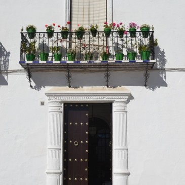 balcon aracena